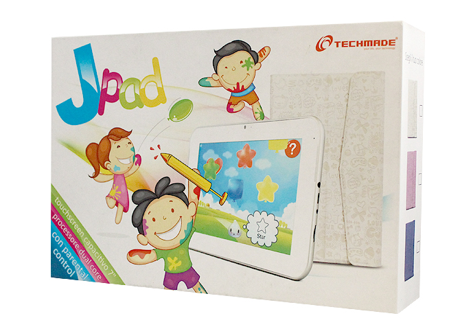 TechmadePAD-7DC Junior