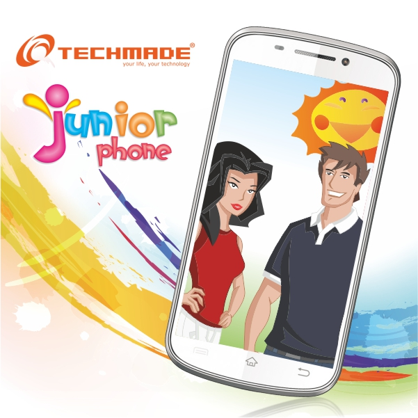 Techmade SMART C451 Junior