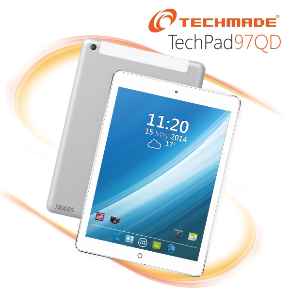 techpad97QD600px fornte